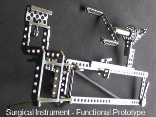 Surgical Instrument _ Functional Prototype
